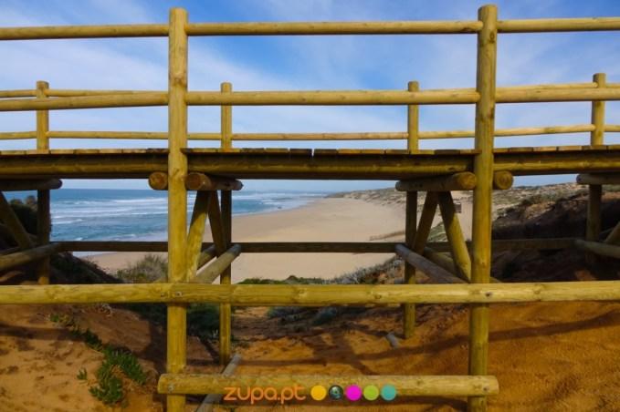 Praia do Malhão | Renovada