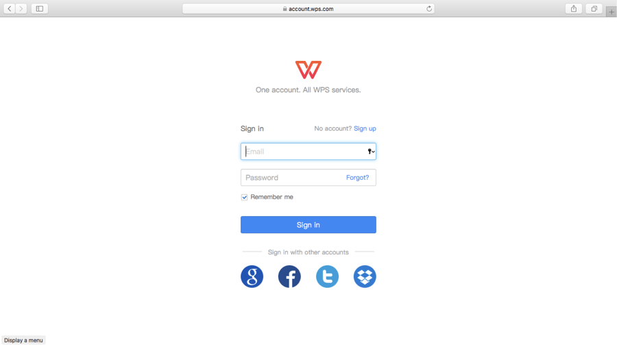 How To Delete the WPS Office Account?