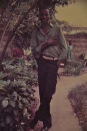 L'étudiant en droit 2 (Bangui)