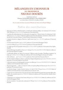 Mélanges Nicole Dockès, page 2