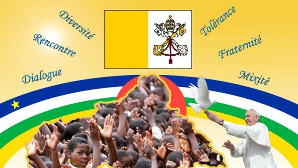 Jfakiblog relaie : Pour la venue du Pape en République centrafricaine, signez cette pétition de centrafricains de bonne volonté
