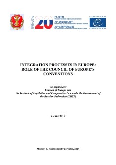 ENG_CoE - IZISP Integration processes in Europe