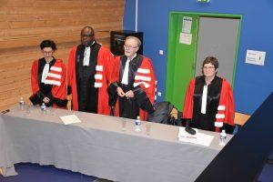 Université de Limoges. Une thèse sur la justiciabilité des droits économiques et sociaux. Auteur : Dr Ibrahima DIA