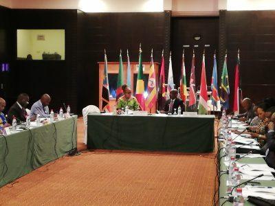 Actu – Région des Grands Lacs : Réunion du Comité Exécutif du Forum des Parlements