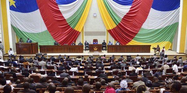 Devoir de rentrée [Bangui]: Commentez la décision suivante de la Cour Constitutionnelle. Thème : Le contrôle et l'interprétation du Règlement intérieur des Assemblées par le juge constitutionnel