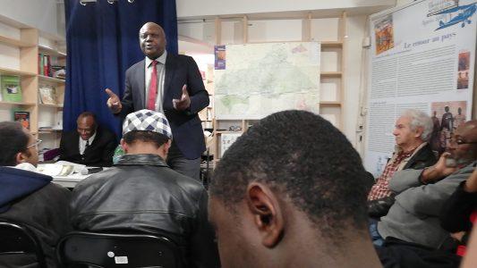 La RCA entre partition et fédération – Conférence à l'Espace Afrique, Paris [vidéo]