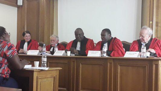 Une belle thèse sur « le pouvoir de sanction de l'Union africaine », par Mme Marie-Agnès Feukeu Tchoumba