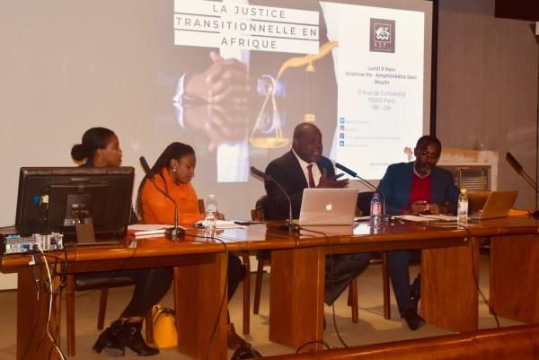 Retour sur la justice transitionnelle en Afrique – conférence donnée à Sciences Po Paris le 9 mars 2020 [Vidéo intégrale et contribution du Pr Akandji-Kombé]