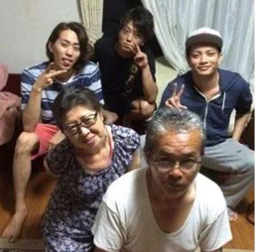 田中樹 家族