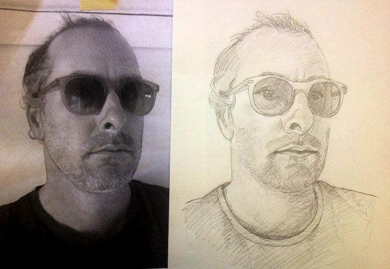 Self Portrait Jeremy Farson's Digital Portfolio