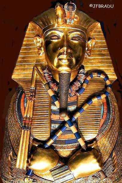 Les Pharaons Les Plus Connus : pharaons, connus, L'Egypte, Antique