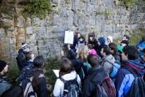 L3ST Dijon : école de terrain de sédimentologie