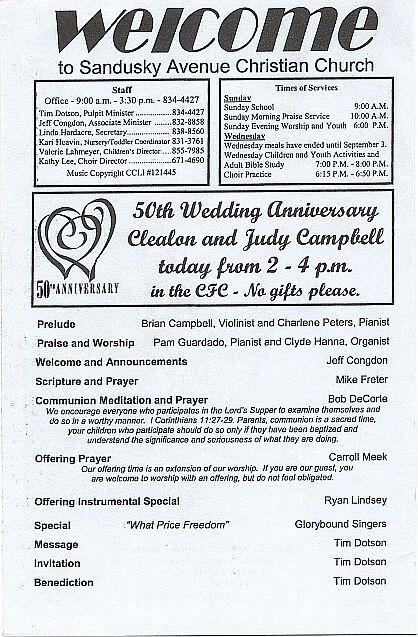 50th Wedding Anniversary Announcement Wording For