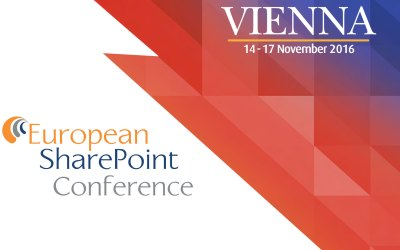 European SharePoint Conference 2016
