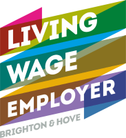 JFDI is a Brighton & Hove Living Wage Employer