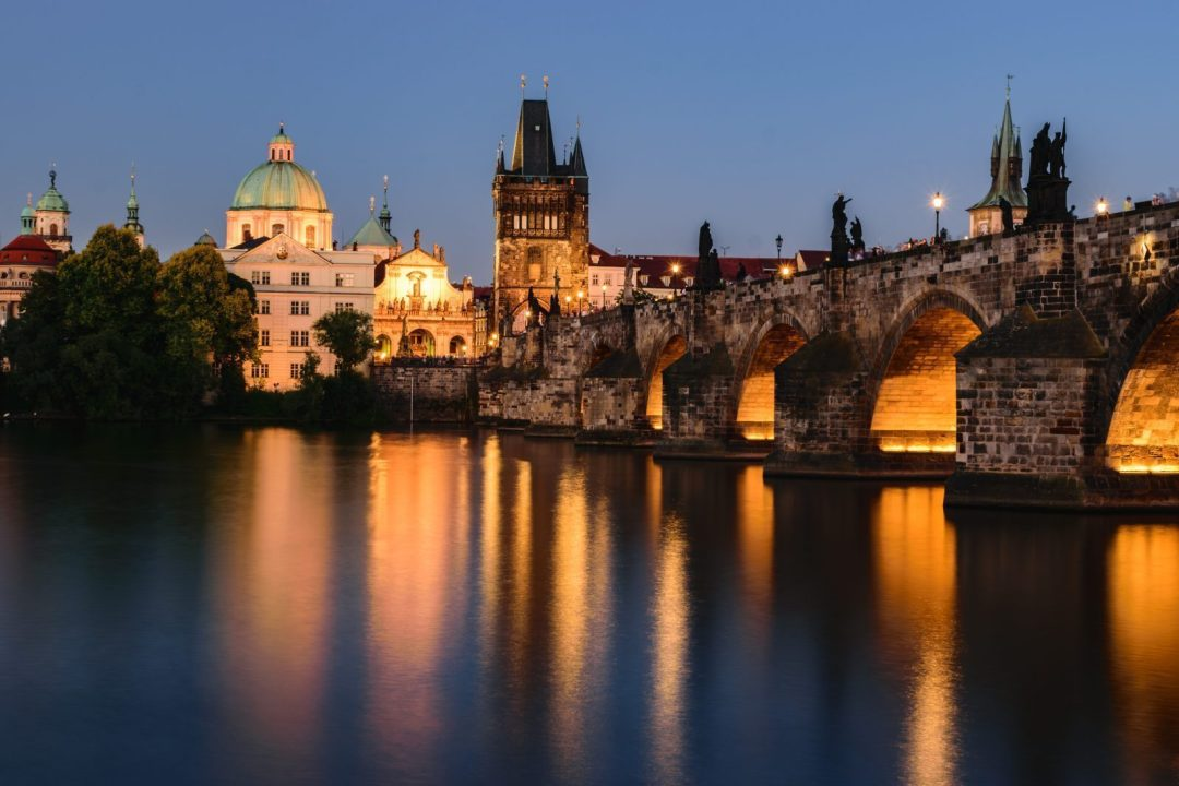 Prague: its very pretty (if you needed any more reason to come and see us there).