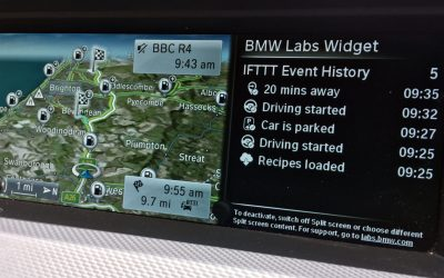 BMW Joins Cars to The Internet of Things