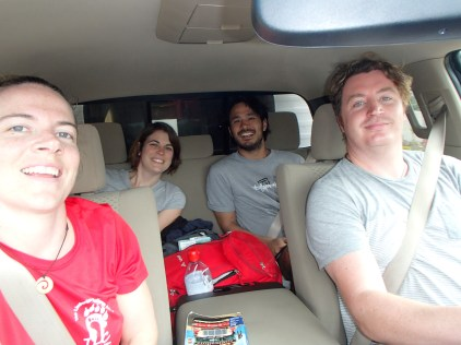 Cruising with Jan and Inga