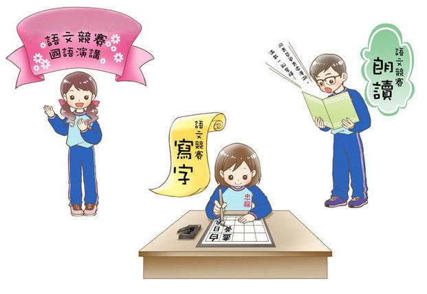 桃園市忠福國小語文競賽平臺 - 首頁