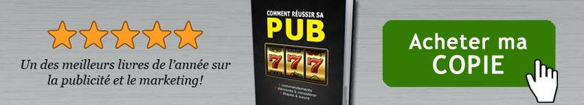 Livre publicité marketing