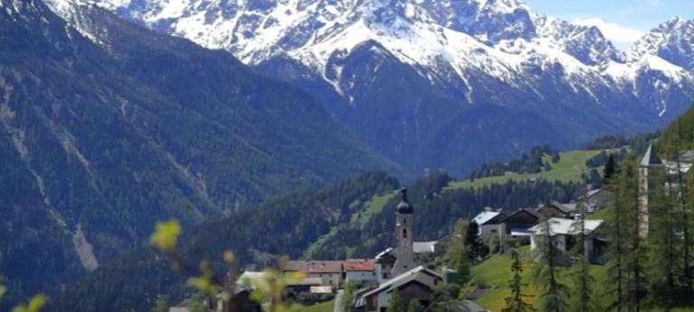 Read more about the article Tschlin veut prouver qu'il est le village le plus paisible de la Suisse