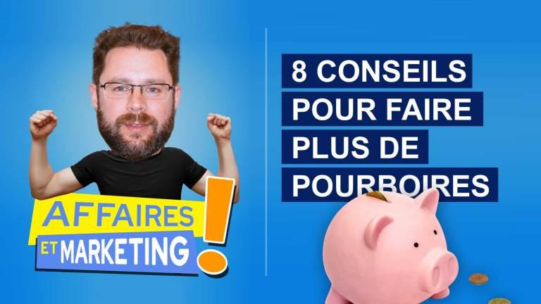 Read more about the article Podcast | E6 : 8 conseils pour faire plus de pourboires