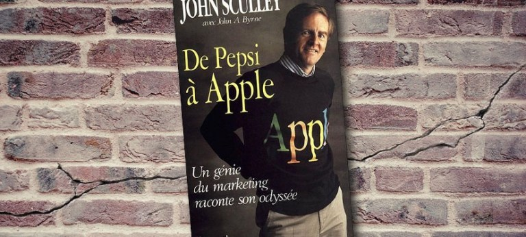 John Sculley Pepsi Apple