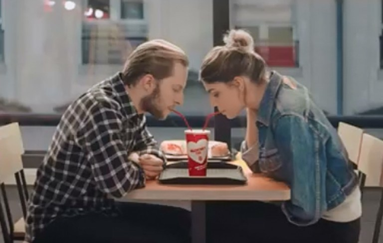 Read more about the article Burger King « innove » pour la St-Valentin