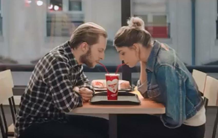 Burger King innove pour la St-Valentin