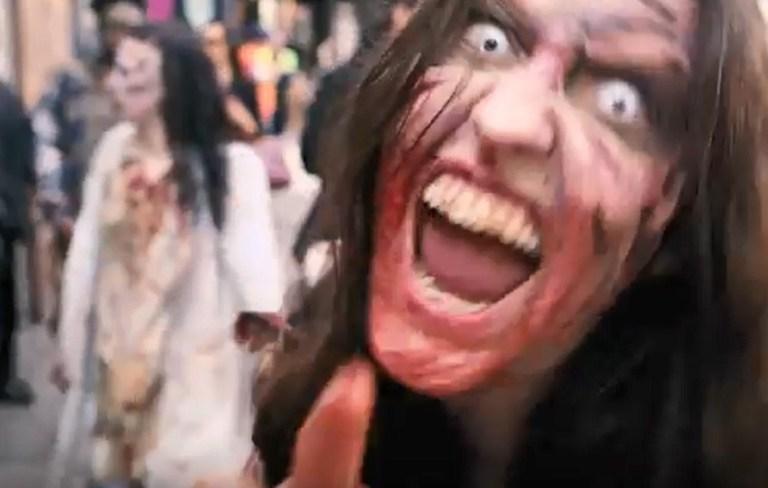 Read more about the article Des zombies circulent librement à Londres