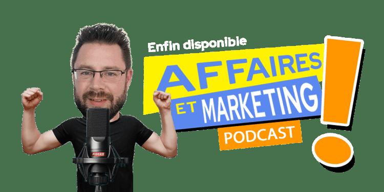 Un des meilleurs podcasts québécois | Affaires et marketing