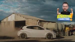 Read more about the article Une publicité pour promouvoir la Toyota Yaris censurée en Australie