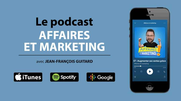 Podcast Affaires et marketing