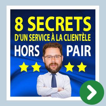 Conférence entreprises : service clientèle