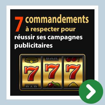 Conférence entreprises : publicité