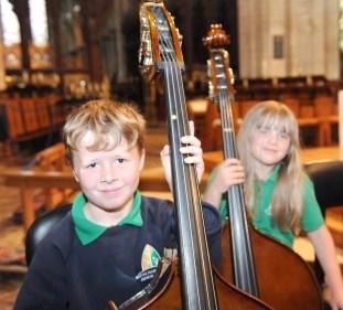 Ely St Marys C of E Junior School Yr3 String Project