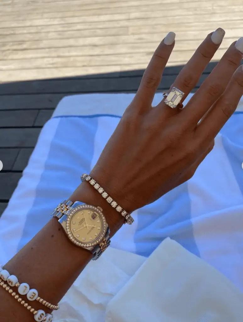 Christina Anstead Engagement Ring : christina, anstead, engagement, Heather, Young's, Engagement, Tarek, Moussa, Perfection, Jonathan's, Jewelers