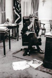 JFK Tapes  Transcripts & Audio from JFK's Secret White ...