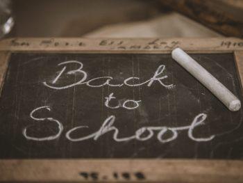 September 13 First day of school K0 – K2