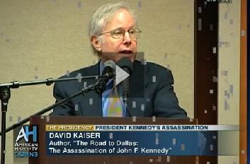 Historian David Kaiser