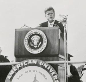 JFK at AU
