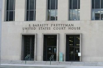 Barrett Prettyman Courthouse