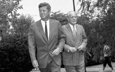 JFK and Allen Dulles