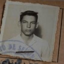 Rafael Cruz in 1954