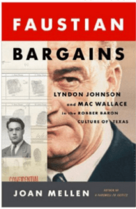 Joan Mellen on LBJ