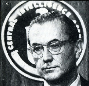 William Colby, CIA
