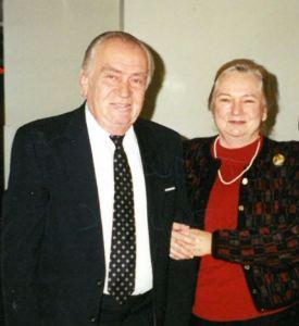 Yuri Nosenko and wife