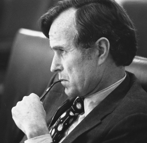 George H. W. Bush, CIA director