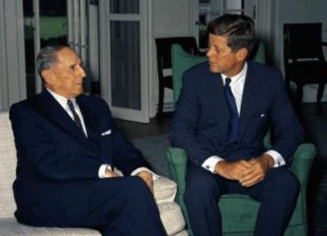 MacArthur and JFK