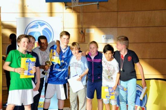 JFKS WK IV Berlin Basketball Champions